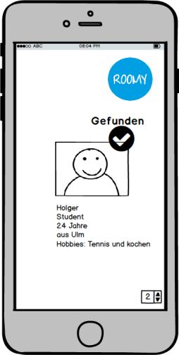 ... und findet Holger!